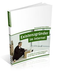E-Book Cover Existenzgruender Internet