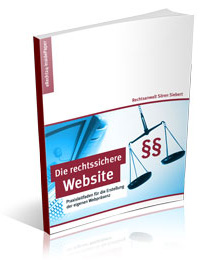 E-Book die rechtssichere Website